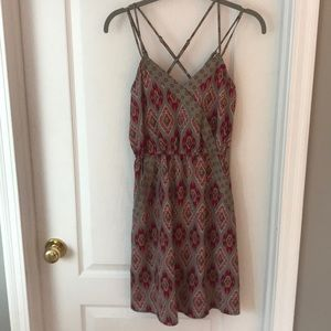 Dress with designs (S)